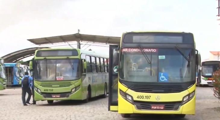 São Luís/MA – Paralisação no sistema de transporte público é mantida e capital acorda sem ônibus