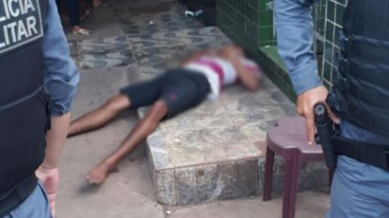 São Luís/MA – Guarda Municipal foi preso após atirar em homem em Bar